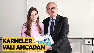 KARNELER VALİ AMCADAN