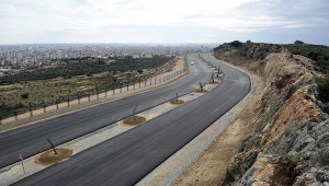Kepez'de 100 kilometre sıcak asfalt yapılacak