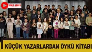 Küçük yazarlardan öykü kitabı