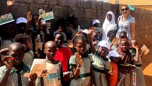 Nijerya'da konser verdi