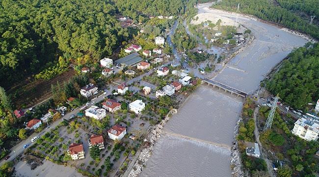 Ovacık Yaylası, son 2 yılda en fazla yağış alan nokta