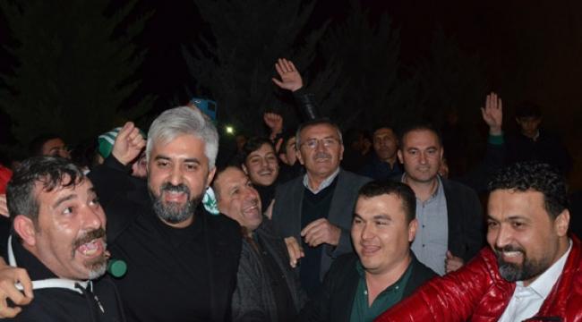 Serik, Erzincan'dan liderliği devraldı