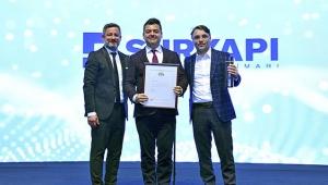 Sur Yapı'yaİtibar Ödülü