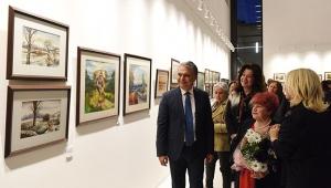 Türkan Şoray'dayılın ilk sergisi