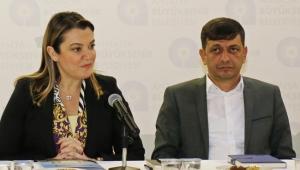 Yeni genel sekreter yardımcısı Demir