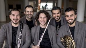 Antalya DOB'tan çok özel konser