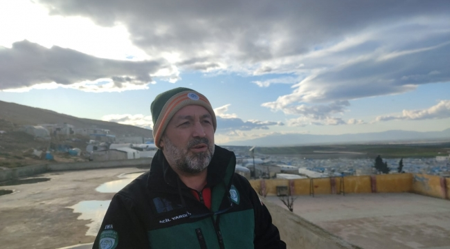 Antalya İHH'dan 'İdlib' çıkarması