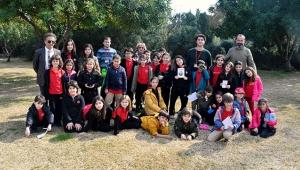 Baharın ilk habercisi Cemre sevinci