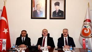 BAKA toplantısı Antalya'da yapıldı
