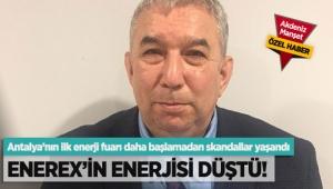 ENEREX'in enerjisi düştü!