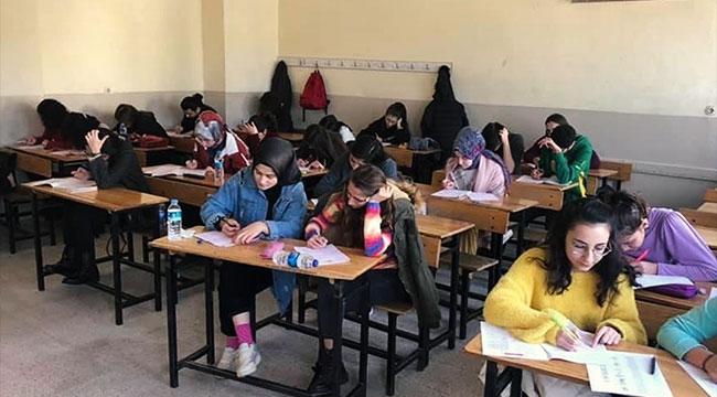 Gençlere ücretsiz deneme sınavı