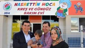 Kepez'den 4.kreş Erenköy'e