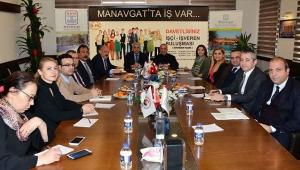 Manavgat'ta İş Var