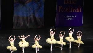Muratpaşa'da Bale Festivali