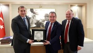 Slovenya ile işbirliği güçlendirilecek