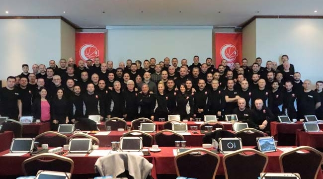 Türk basketbolunun kalbi Antalya'da attı