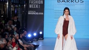 Antalyalılar modaya doydu