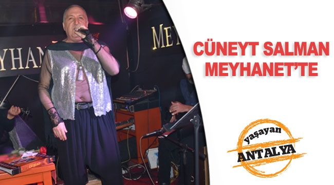 Cüneyt Salman MeyhanET'te