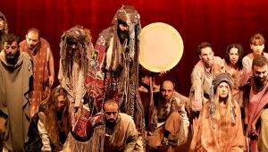 'Dumrul ile Azrail' yeniden sahnede