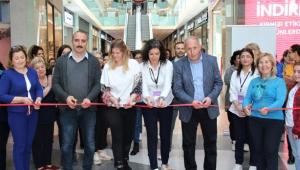 El emeği sergisi açıldı