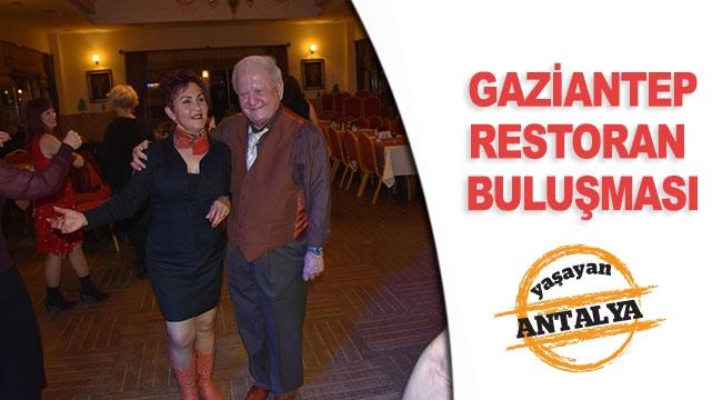 Gaziantep Restoran buluşması