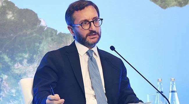 İletişim Başkanı Altun'dan 'G20' değerlendirmesi
