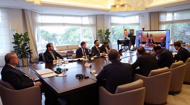Koronavirüs G20 Liderler Olağanüstü Zirvesi sona erdi