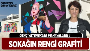 SOKAĞIN RENGİ GRAFİTİ