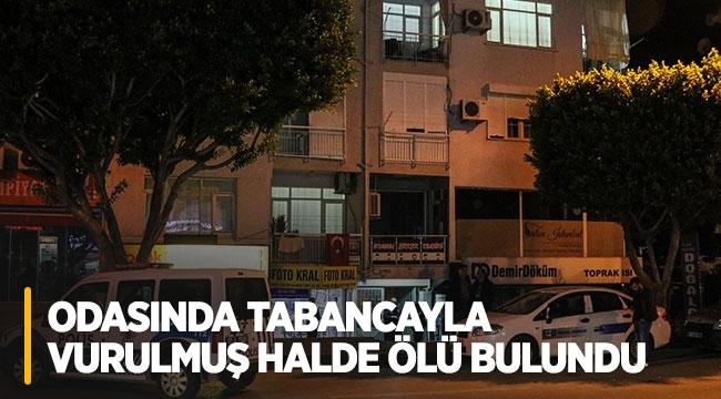 Üniversiteli Emine, odasında tabancayla vurulmuş halde ölü bulundu