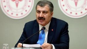 Sağlık Bakanı Koca il il vaka sayılarını açıkladı!