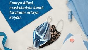 Enerya'dan online maske yapım atölyesi