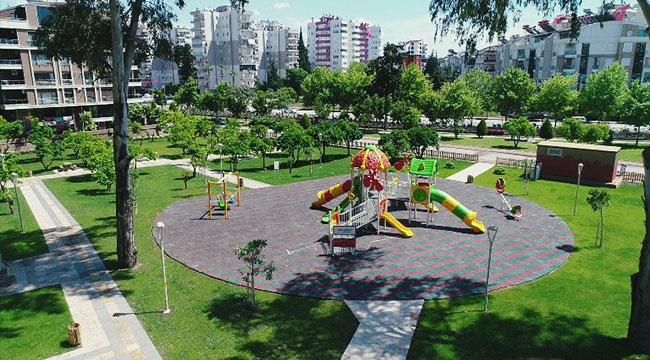 Gürsu'ya 20'nci park