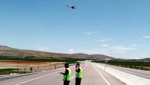Helikopterli trafik denetimi