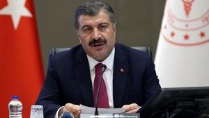Sağlık Bakanı Fahrettin Koca koronavirüste son durumu açıkladı
