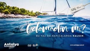 Antalya, dijitalde tek destinasyon oldu