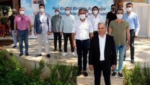 Başkan Uysal: Daha iyisi için çalışacağız