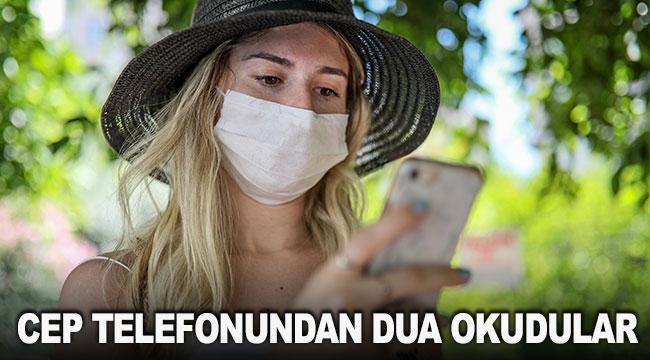 CEP TELEFONUNDAN DUA OKUDULAR
