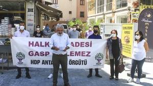 HDP Antalya'dan tepki