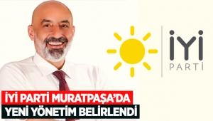 İYİ Parti Muratpaşa'da yeni yönetim belirlendi