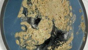 Patara'da 1,3 santim çapında antik yüzük taşı bulundu