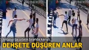 Sigara vermeyen genci bıçakla yaraladı, tutuklandı