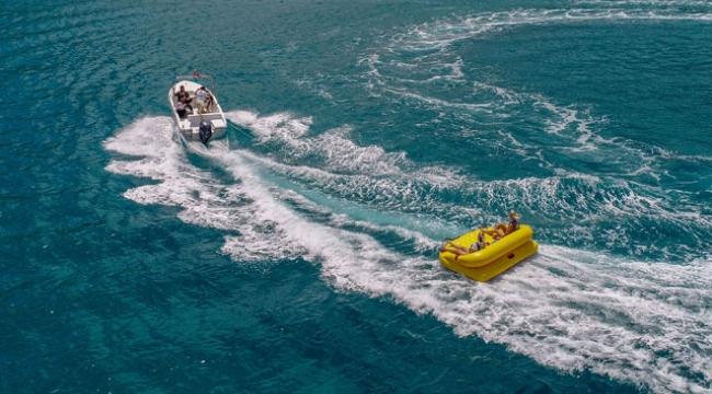 Su sporları aletlerine kapasite düzenlemesi