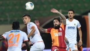 Alanyaspor - Galatasaray: 4-1