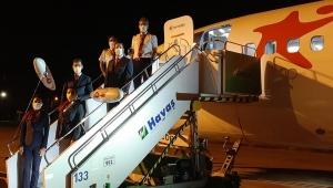 Brüksel'den Eskişehir'e direkt uçuşlar başladı