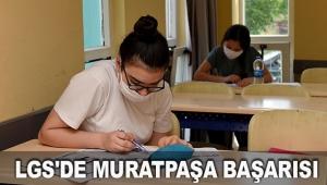 LGS'de Muratpaşa başarısı