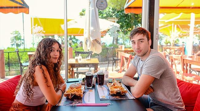 Muratpaşa'da gençlere bayram sürprizi