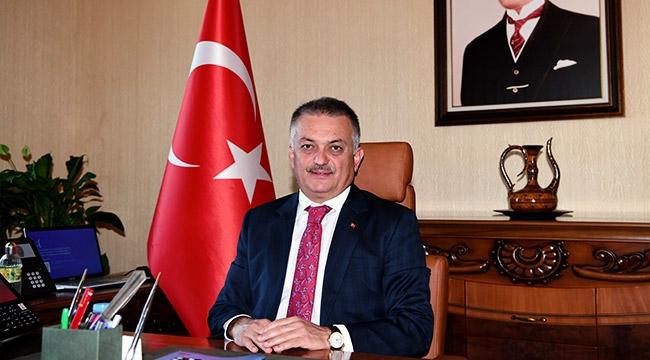 Vali Yazıcı'dan Kurban Bayramı mesajı