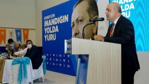 AK Parti Kemer'de Minta güven tazeledi