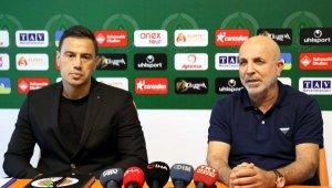 Alanyaspor'un yeni teknik direktörü Çağdaş Atan imzayı attı