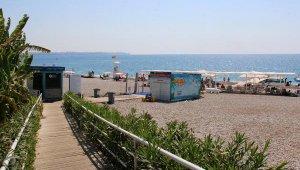 Büyükşehir'in engelsiz plajları rahat ve güvenli
